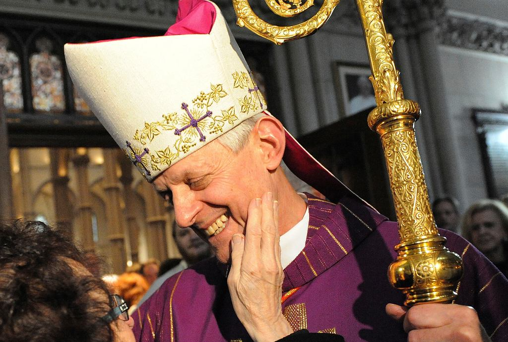 Watykan odniósł się do sprawy pedofilii w Pensylwanii. Na zdjęciu kardynał Donald Wuerl, który miał ukrywać przypadki molestowania