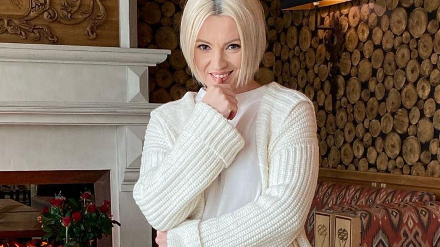 Dorota Szelągowska wyremontowała malutką sypialnię. Z gałęzi brzozy zrobiła karnisz!