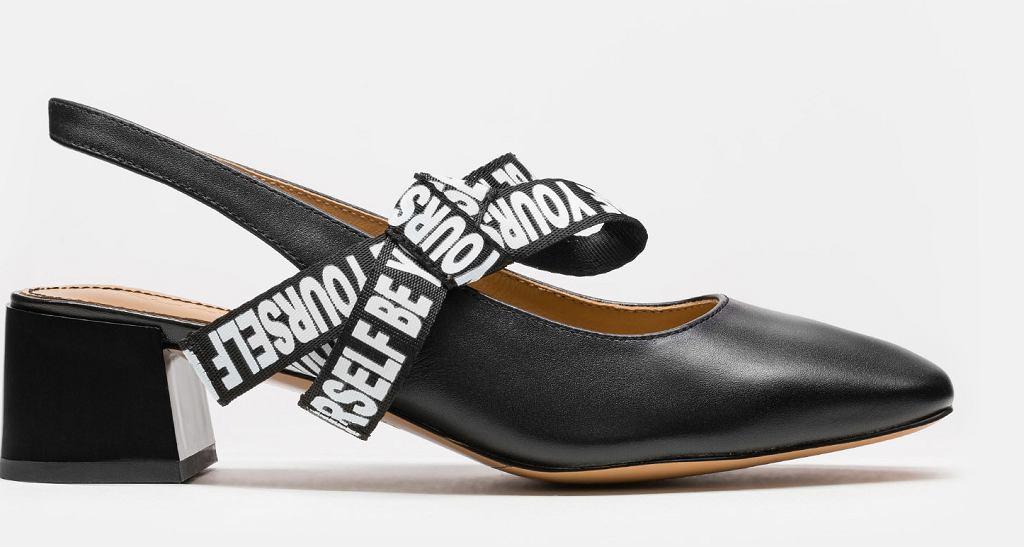 buty typu kaczuszki, Kazar
