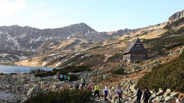 Obóz biegowy Tatra Running - w Tatrach.