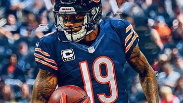 Ted Ginn Jr., Chicago Bears NFL. Źródło: Instagram