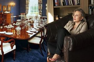 Krystyna Janda, dom Madonny.