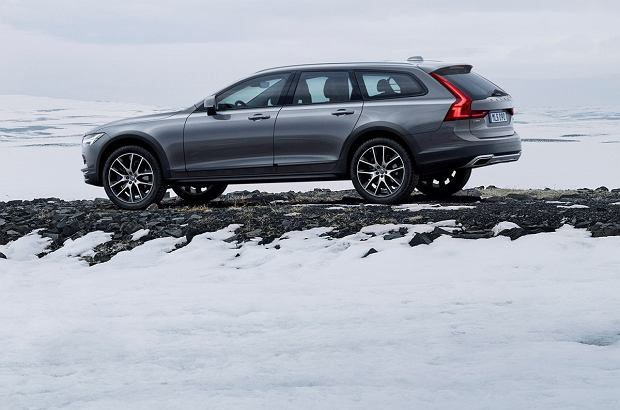 Volvo V90 Cross Country | Kombi z genami SUV-a