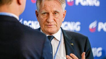 Piotr Woźniak, prezes PGNiG