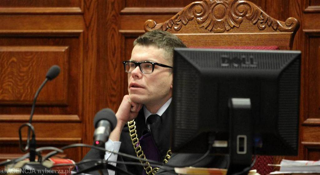 Sędzia Igor Tuleya orzekał w sprawie dr. G, byłego szefa kliniki kardiochirurgii szpitala MSWiA w Warszawie