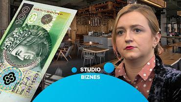 'Studio Biznes' o odmrażaniu gospodarki, szczepieniach i Superlidze
