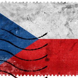 znaczek Czechy