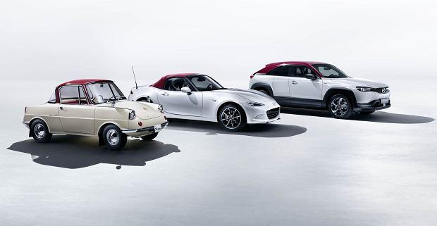 Mazda - od samochodu spalinowego do elektrycznego