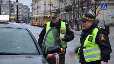 Kontrola taksówek