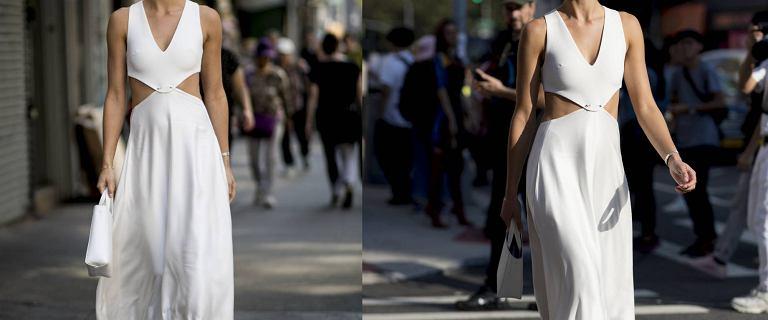 Białe długie sukienki na lato, czyli wakacyjna moda na 2020 rok!