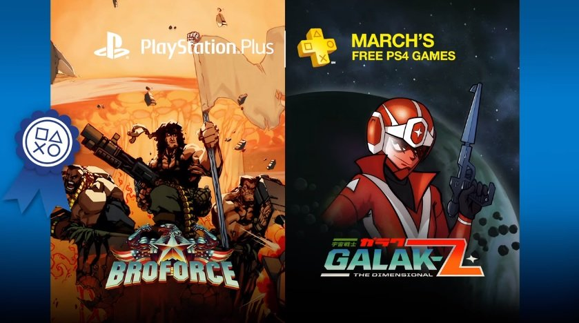 Playstation Plus - marzec 2016