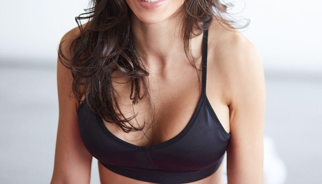 Jak schudnąć, aby nie stracić biustu?