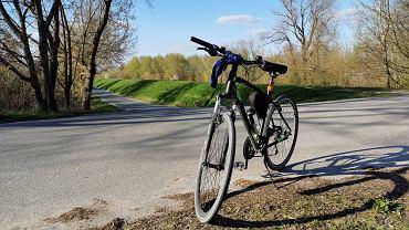 Rower, wycieczka rowerowa