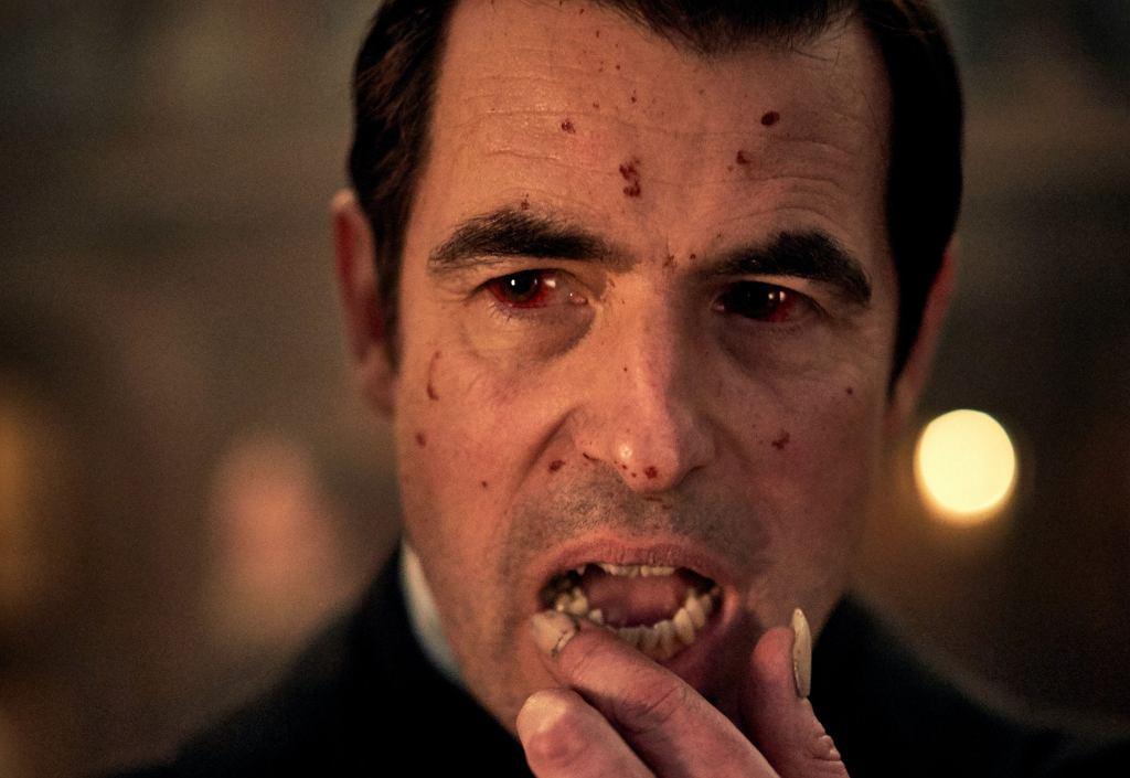 Claes Bang w serialu 'Dracula'