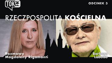 Barbara Labuda, gościni podcastu 'Rzeczpospolita kościelna'