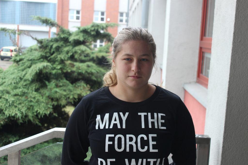 Marta Gruszczyńska (fot. Bartosz Józefiak)