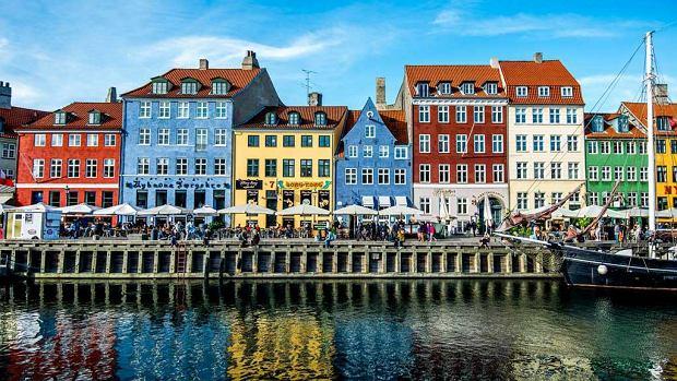 Top 10 atrakcji: Kopenhaga