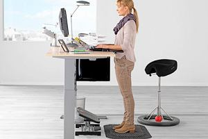 Krzesła siodłowe - ergonomia i wygoda
