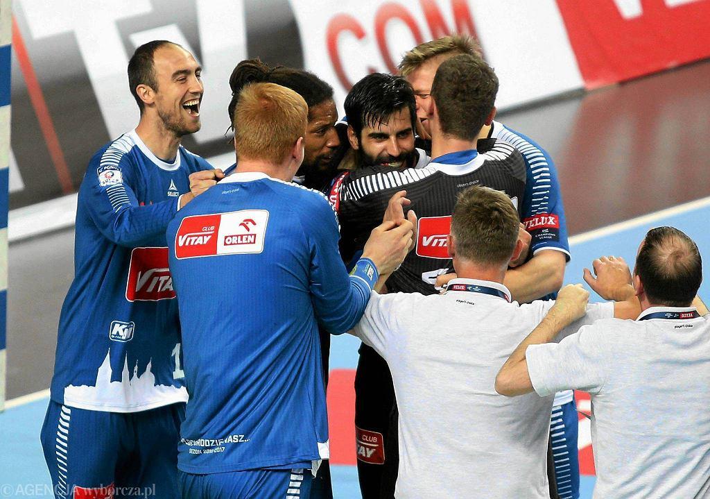 Piła ręczna, Liga Mistrzów. Orlen Wisła Płock - Telekom Veszprem 28:28