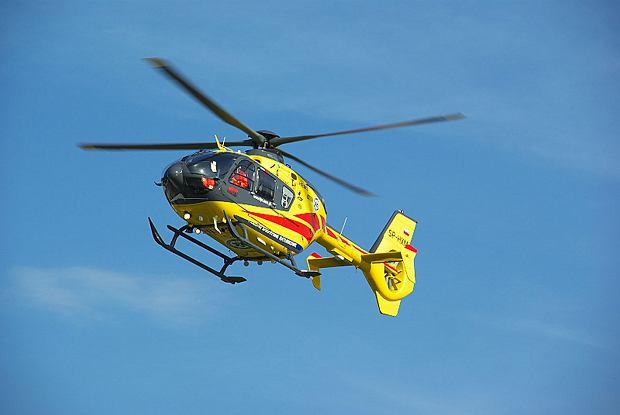 MON finansuje między innymi utrzymanie i rozwój cywilnego Lotniczego Pogotowia Ratunkowego