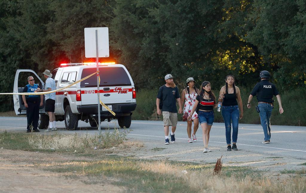 Kalifornia, USA. Na festiwalu czosnku doszło do strzelaniny. Przynajmniej trzy osoby nie żyją, 11 jest rannych