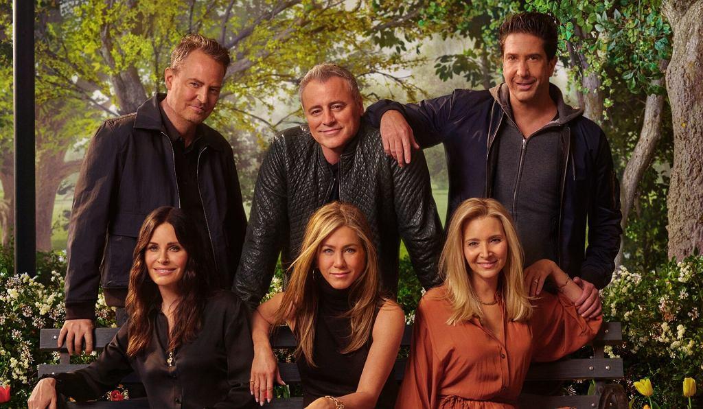 'Przyjaciele: Spotkanie po latach' bez udziału Cole'a Sprouse'a i Paula Rudda. Reżyser wyjaśnia