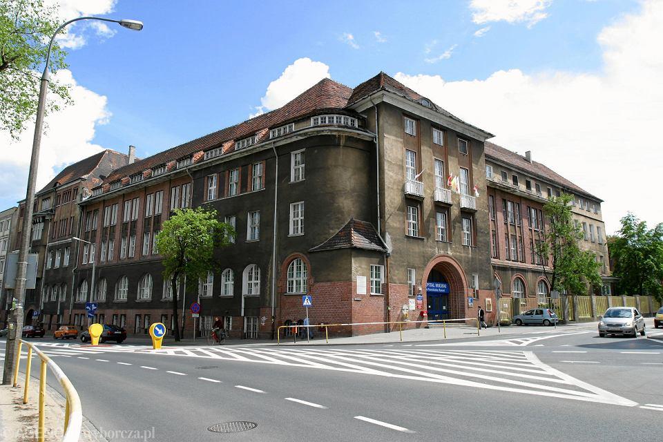 Uniwersytet Medyczny chce przejąć lub kupić Szpital Miejski im. Franciszka Raszei