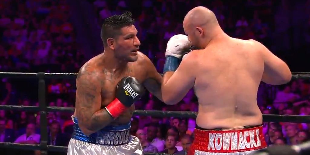 Chris Arreola - Adam Kownacki