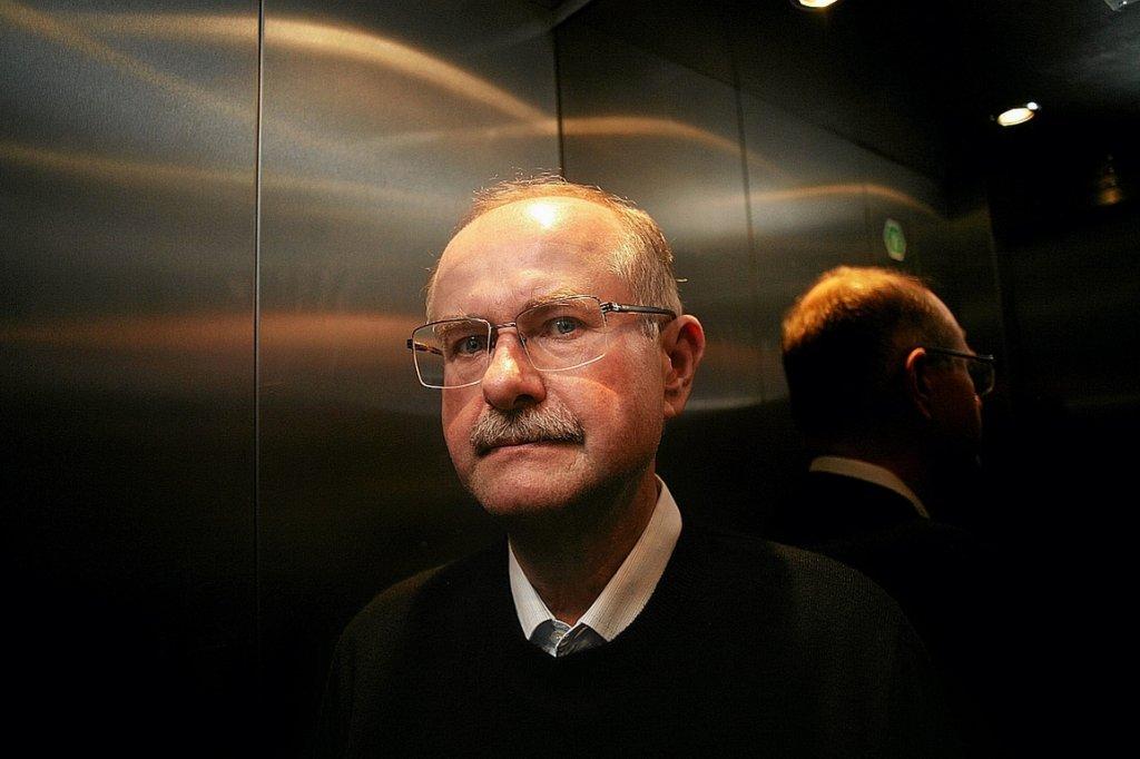 Roman Kluska (fot. Tomasz Wiech/AG)