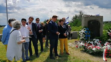 79. rocznica pogromu Żydów w Jedwabnem