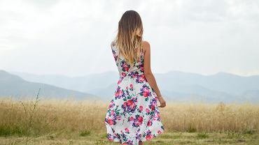 sukienki wyprzedaż