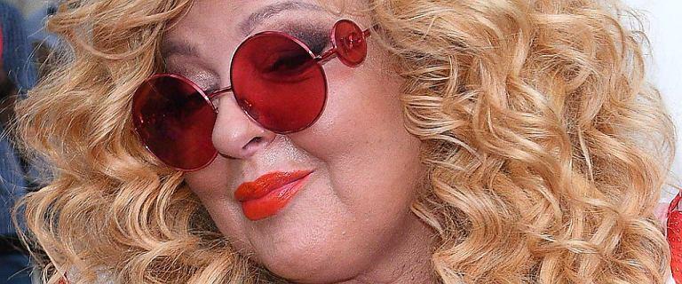 Magda Gessler chudnie w oczach. Zdradziła sekret swojej metamorfozy