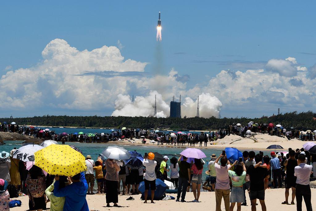 Chiny wysyłają własną sondę na Marsa