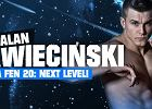 Alan Kwieciński wystąpi na FEN 20!