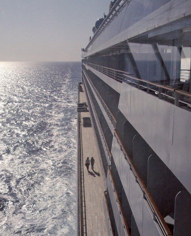 fot. Crystal Cruises / Crystal Serenity