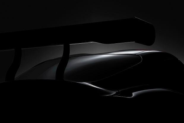 Teaser nowej Toyoty Supry