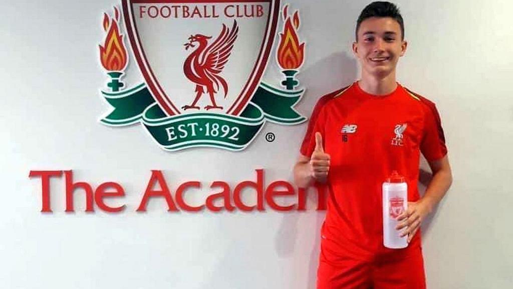Mateusz Musiałowski piłkarzem Liverpoolu