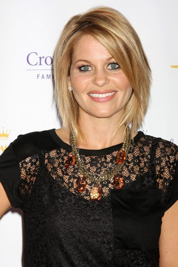 Candace Cameron Bure arrives at the Hallmark Channel TCA Party Winter 2012 at Tournament of Roses House in Pasadena, 14.01.2012.  Credit: Kathy Hutchins/Hutchins Photo/face to face  - Germany, Austria, Switzerland, Luxemburg, France and Eastern European rights only -  fot. Face to Face/REPORTER