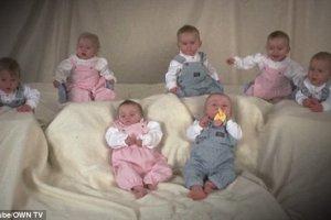Najstarsze siedmioraczki na świecie w tym roku kończą 18 lat [WIDEO]