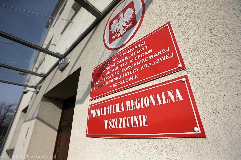 Gmach Prokuratury Regionalnej w Szczecinie