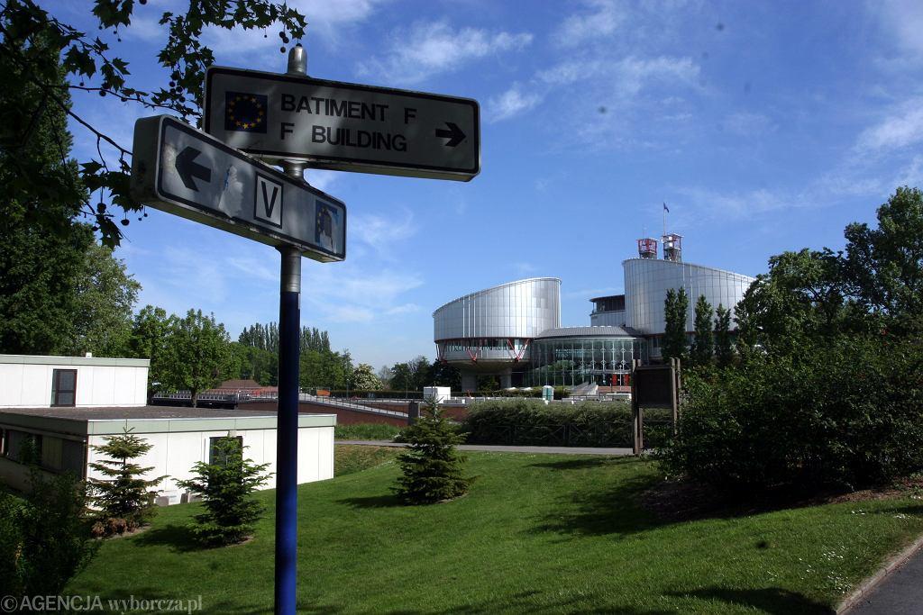 ETPC w Strasburgu
