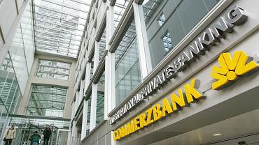 We wtorek niemiecka prokuratura przeprowadziła rewizje w siedzibach banku Commerzbank. Chodzi o dochodzenie w sprawie wyłudzeń podatkowych banków i funduszy inwestycyjnych.