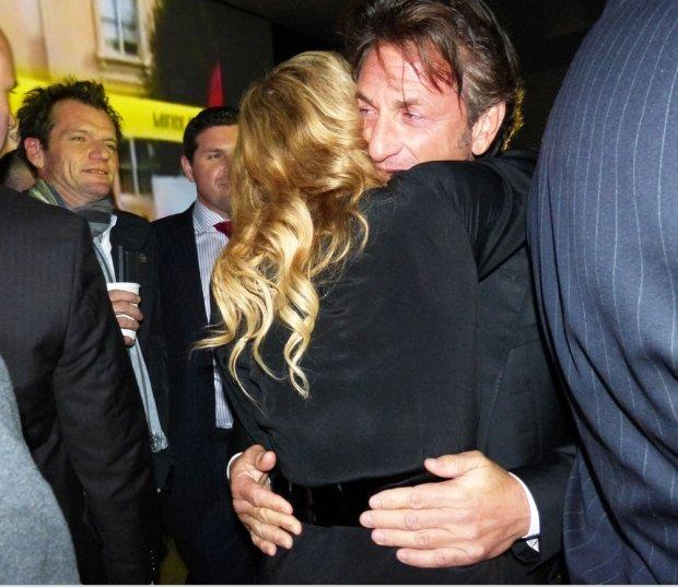 madonna, Sean Penn