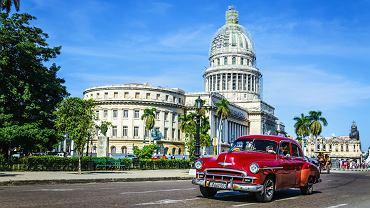 Kuba - wyspa jak wulkan gorąca