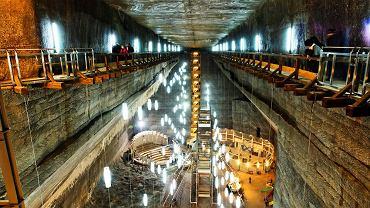 jedna z największych kopalni soli na świecie.