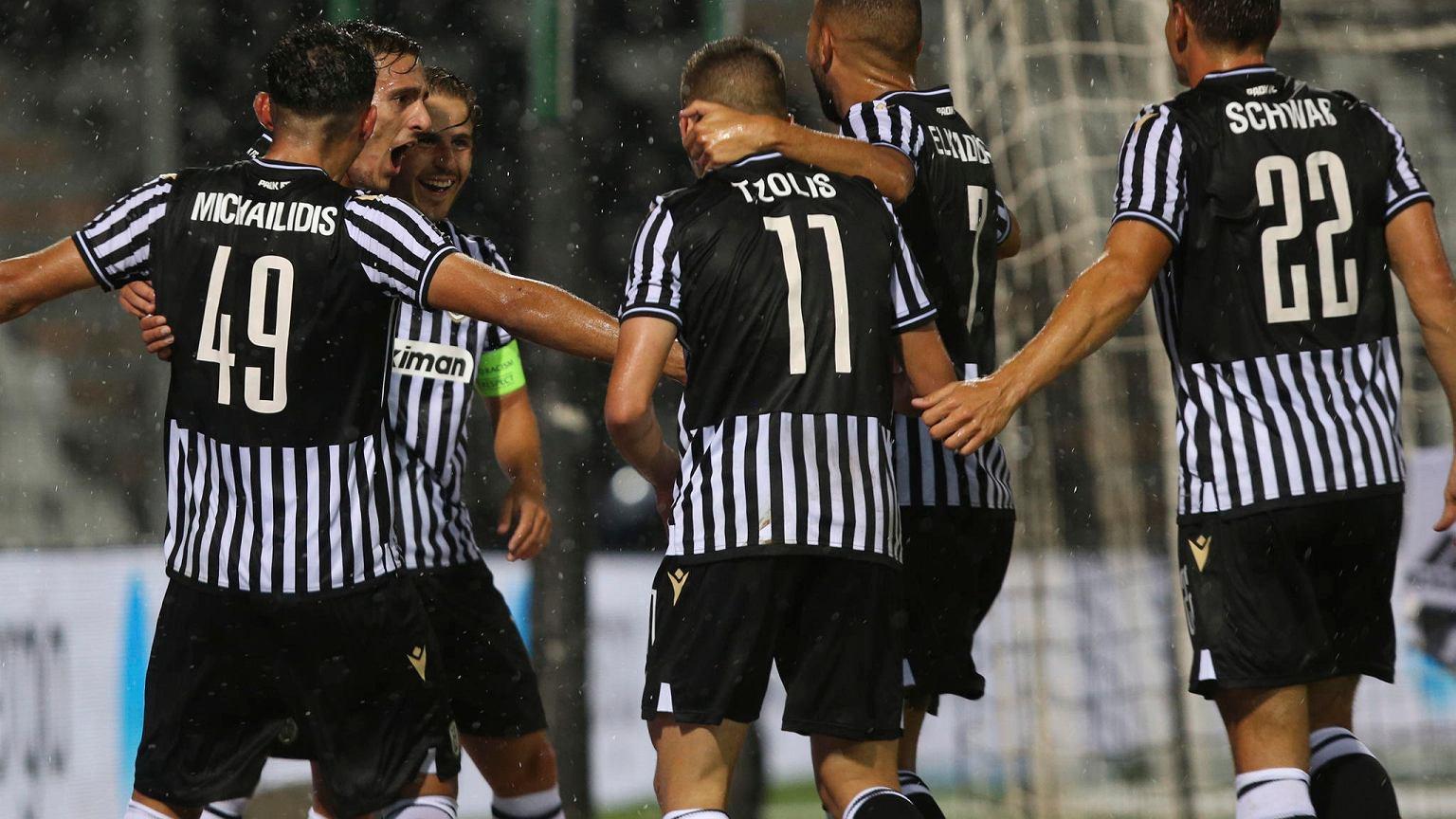 Sensacja w el. Ligi Mistrz