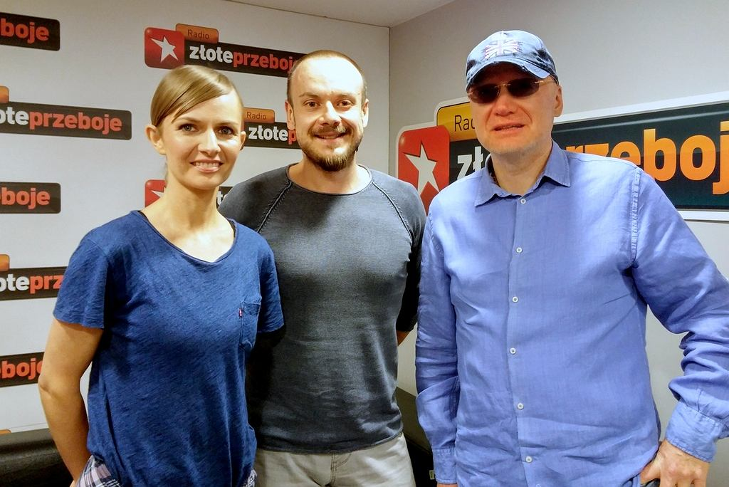 Kasia Stankiewicz, Jerzy Telesiński, Robert Janson
