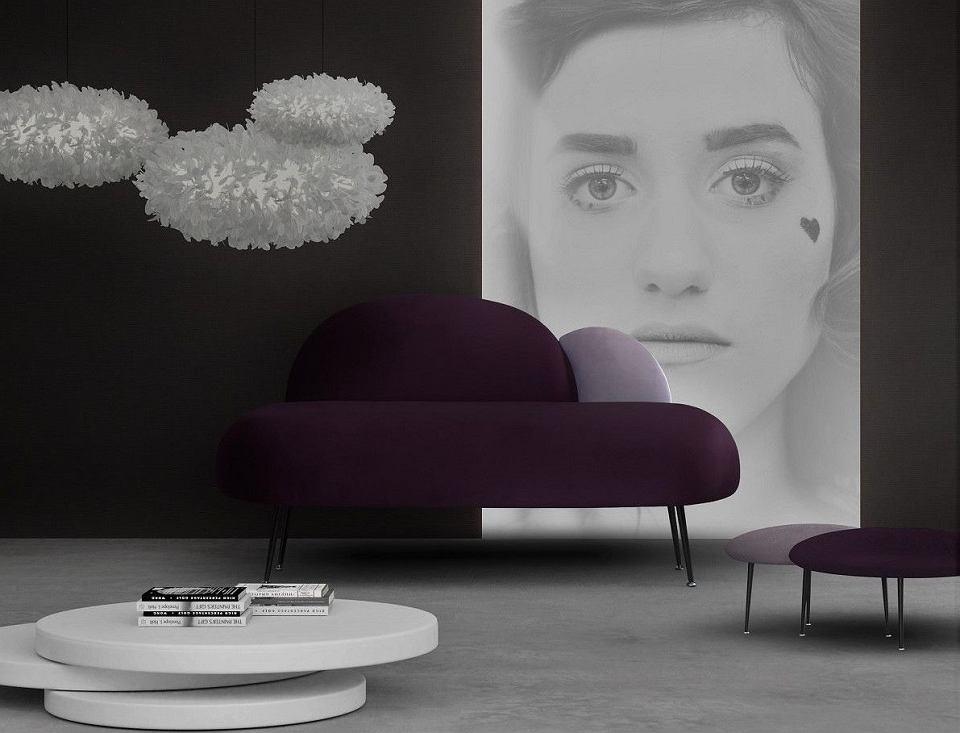 Sofa Plum 2