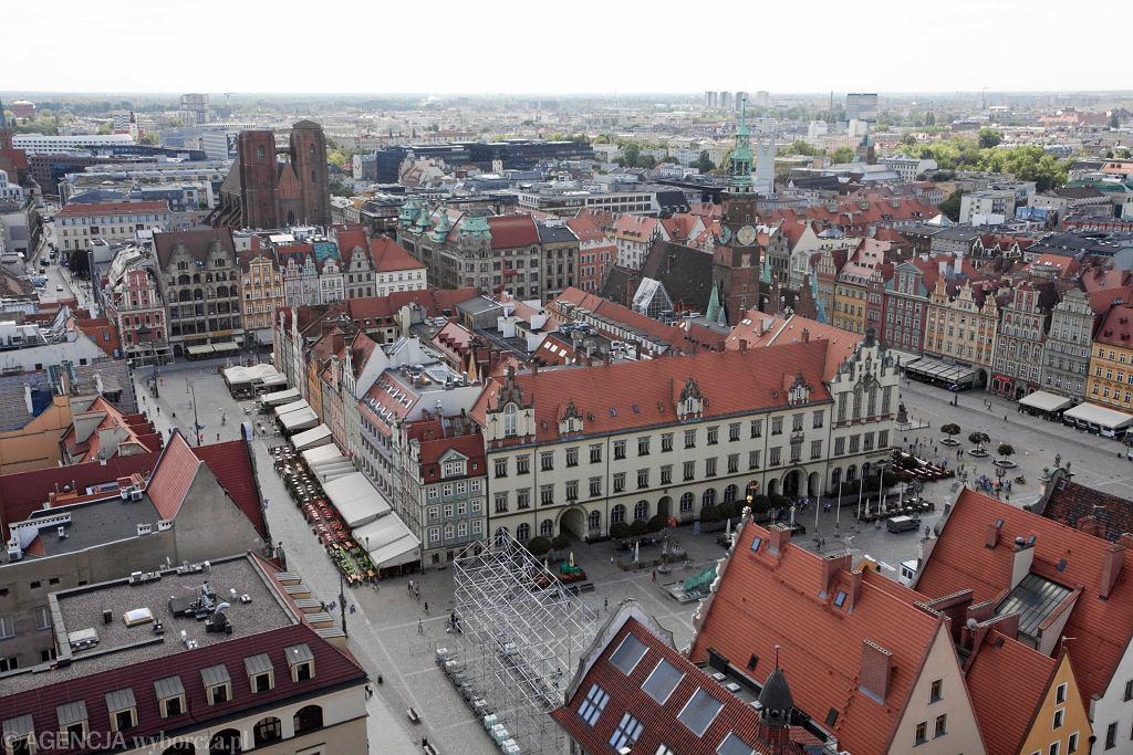 Wrocław (zdjęcie ilustracyjne)