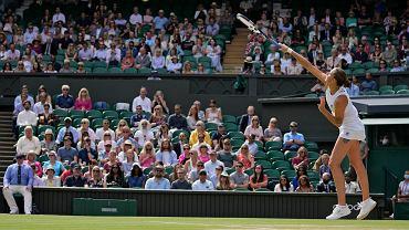Wszystko już jasne! Znamy obie finalistki Wimbledonu. Potężna bitwa na serwisy